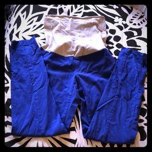 Stretchy Maternity Dress Pants